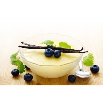 Kwark / Ontbijtgranen, Crispy Vanille
