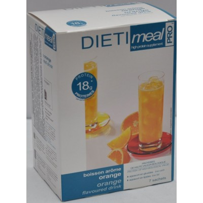 Dietimeal Drank Sinaasappel