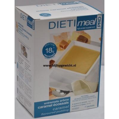 Dietimeal Dessert / Shakemix Caramel