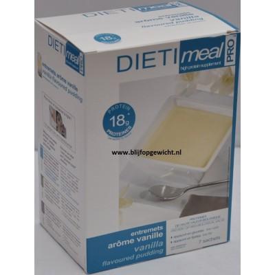 Dietimeal Dessert / Shakemix Vanille