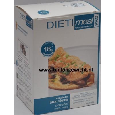 Dietimeal Omelet Champignons