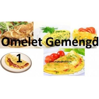 Omelet Gemengd 1