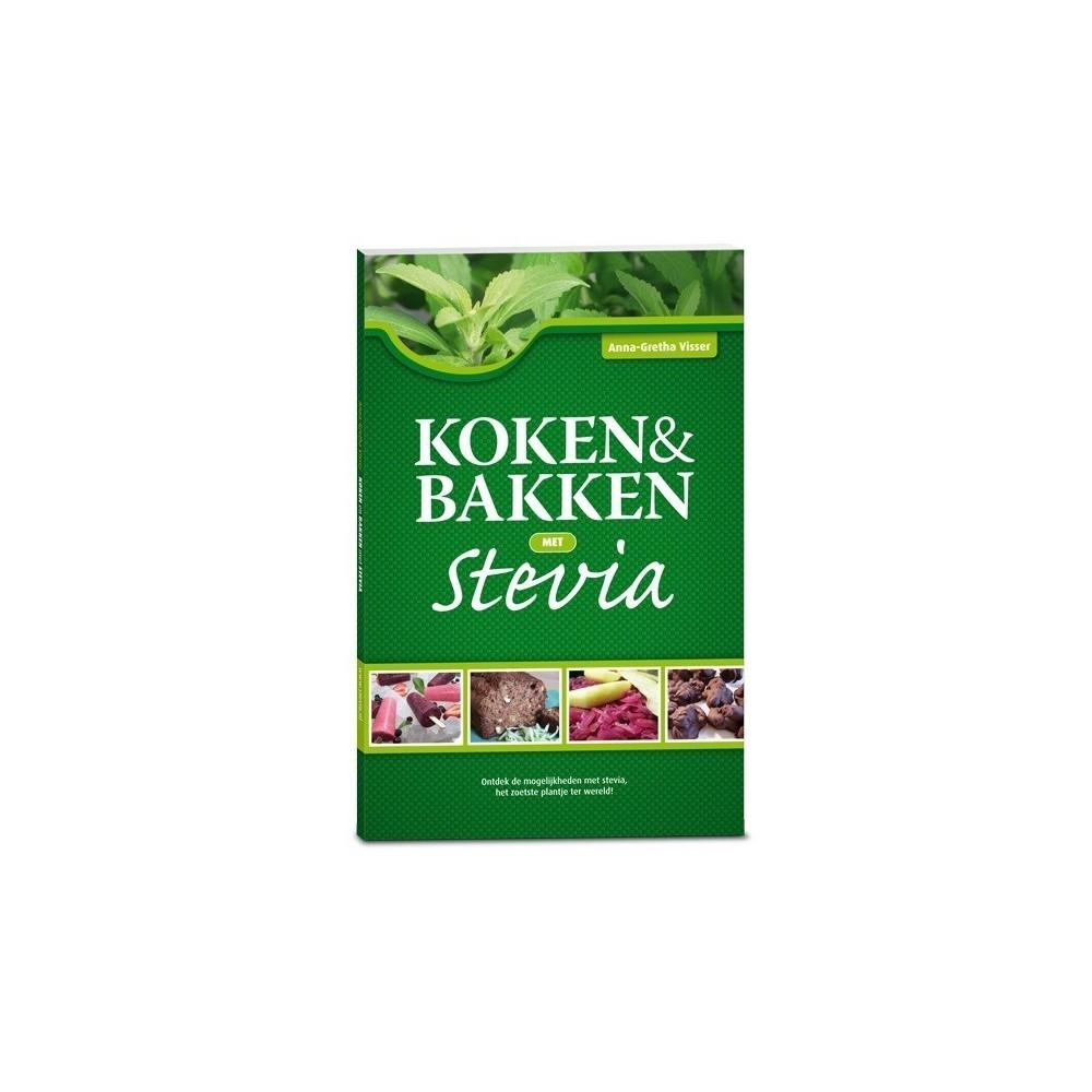 SteviJa Boek Koken & Bakken