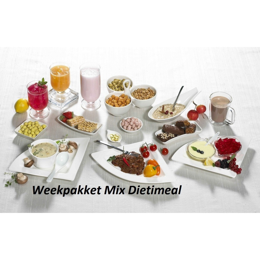 Weekpakket Dietimeal Mix