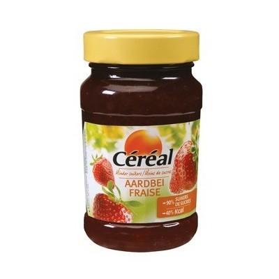 Cereal Fruit Aardbei Suikervrij