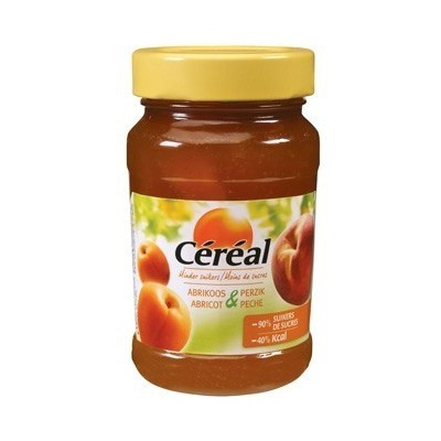 Cereal Fruit Abrikoos - Perzik Suikervrij
