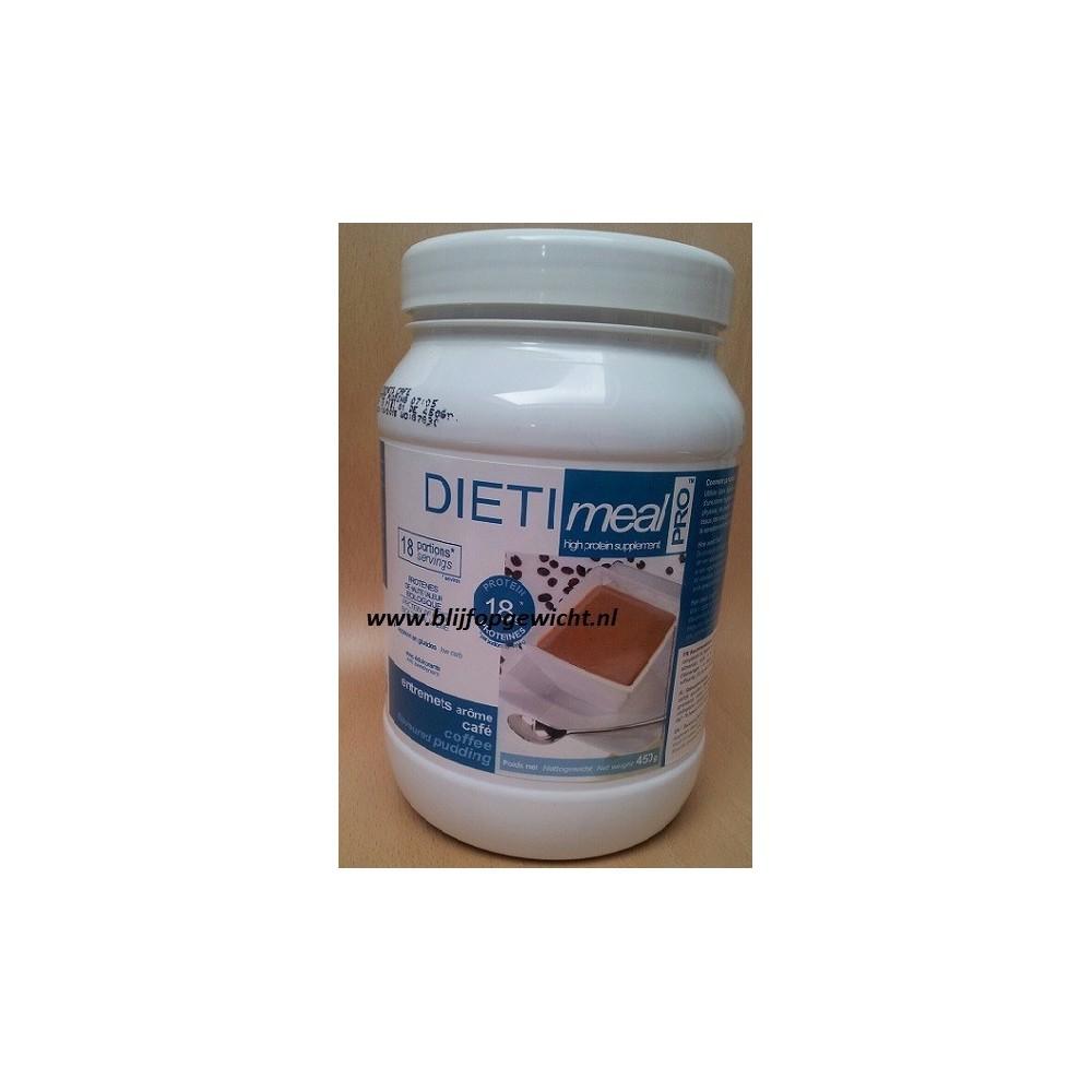 Dietimeal Pot Shake/dessert Mokka