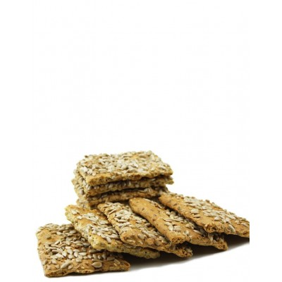 Crackers Zonnebloempitten - 10 stuks