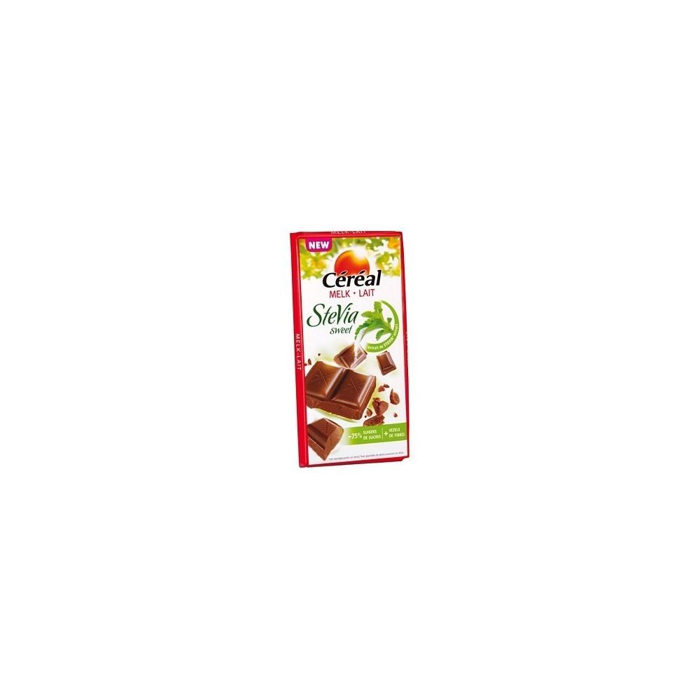 Cereal Stevia Sweet Chocolade Tablet melk