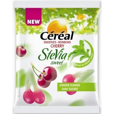 Cereal Snoepjes Cherry Stevia Sweet