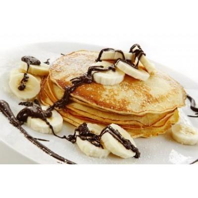Pannenkoek Chocolade Banaan