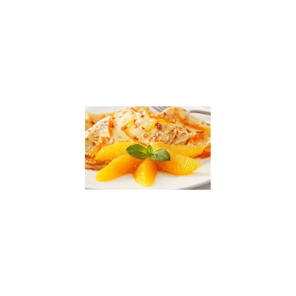 Pannenkoek Sinaasappel