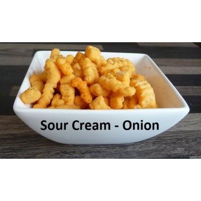 Chips Zipper Cheddar & Sour Cream, 1 sachet