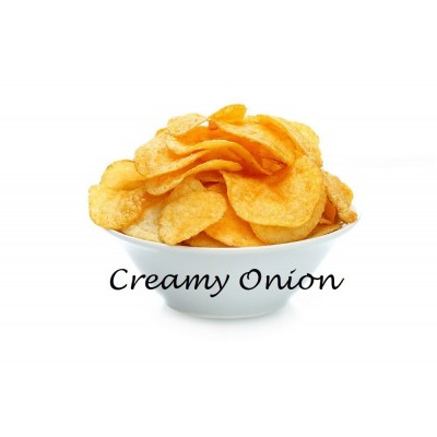 Creamy Onion Soja Chips