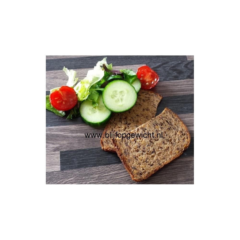 Granenbrood, 2 sneetjes