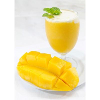 Smoothie Mango - Passievruchten, 1 portie