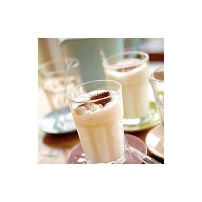 Witte Chocoladedrank, warm en koud te drinken