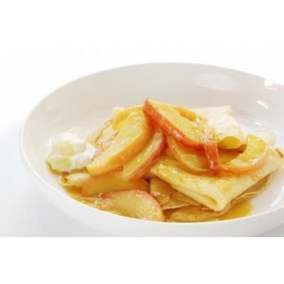 Pannenkoek Appel - Caramel