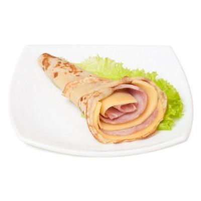 Pannenkoek Bacon / Kaas