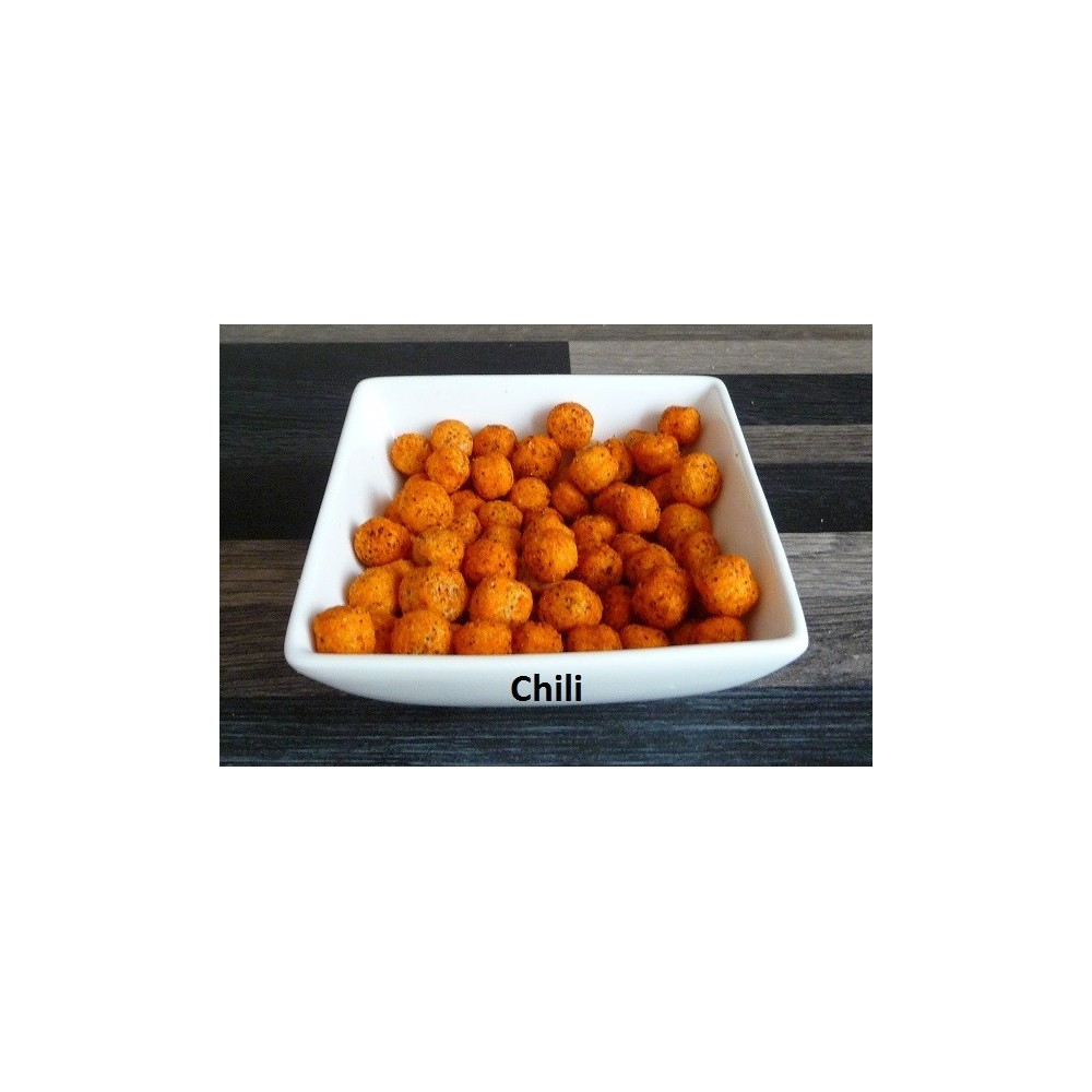 Sojabolletjes Chili