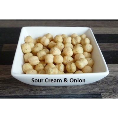 Sojabolletjes Sour Cream & Onion