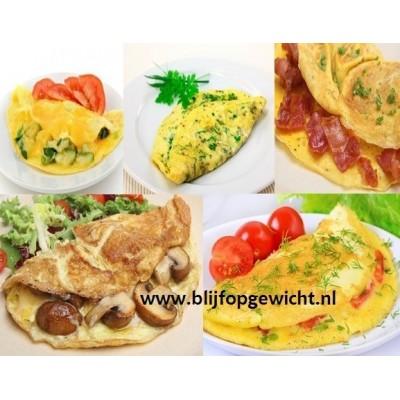 Omelet Combivoordeel