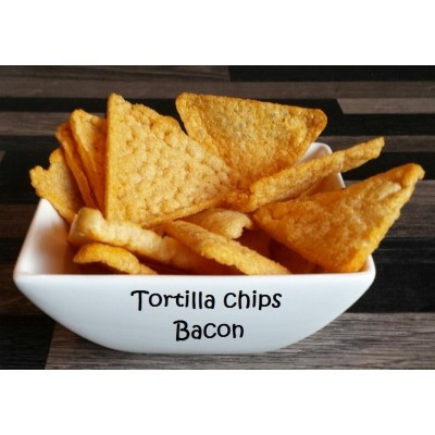 Tortilla Chips Bacon