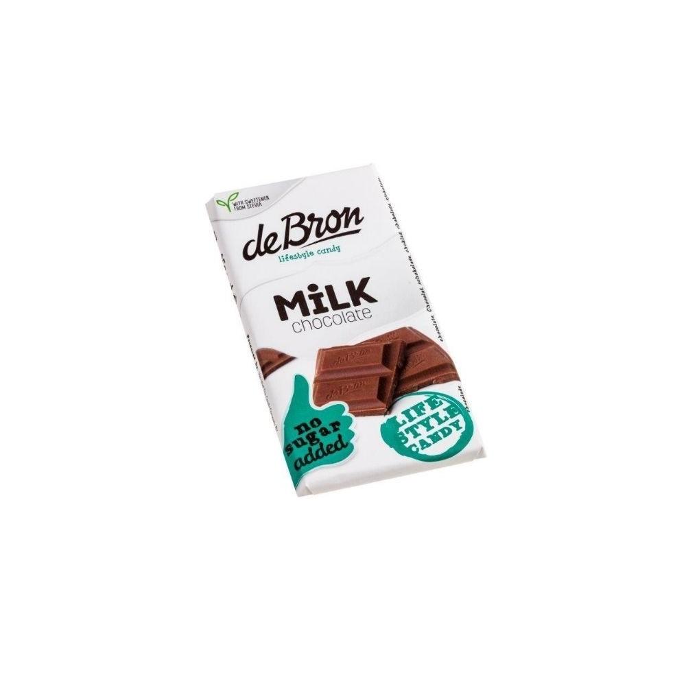 De Bron Chocoladereep Melk