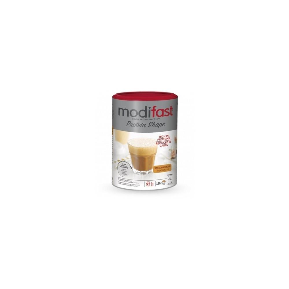 Protein Shape Milkshake Cappuccino
