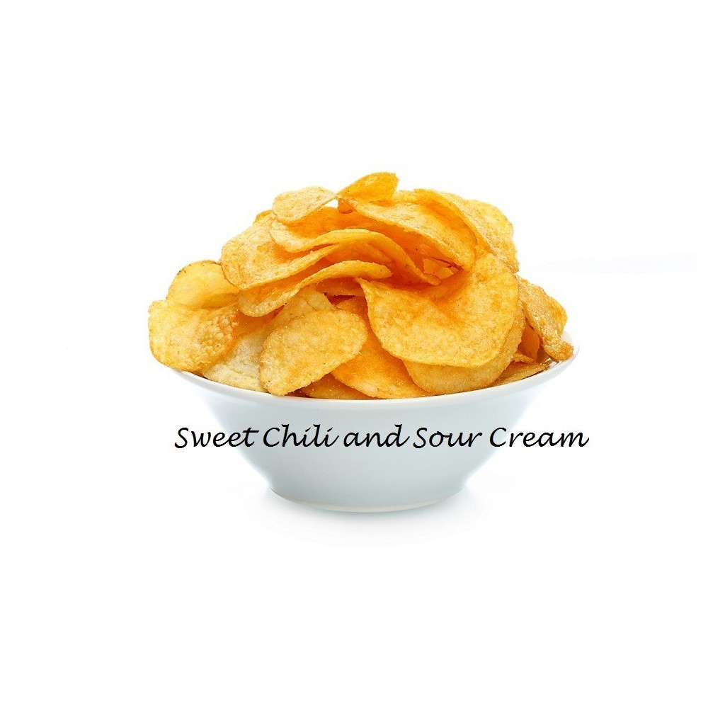 Sweet Chili & Sour Cream Chips