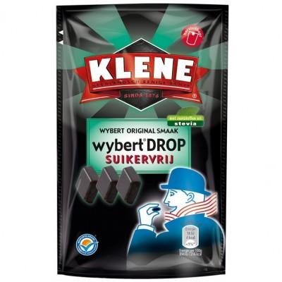 Klene Wybert drop Suikervrij