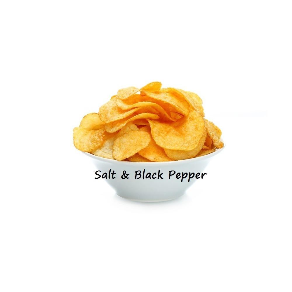 Salt & Black Pepper Chips