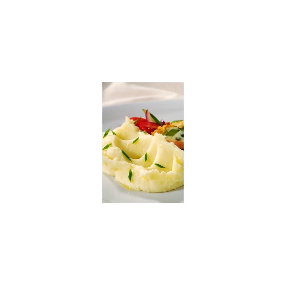 Aardappelpuree, basis voor ovenschotel en stamppot!