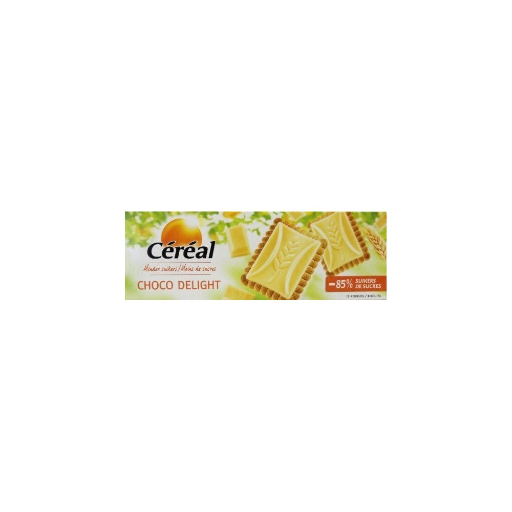 Cereal Choco Delight Witte Chocolade