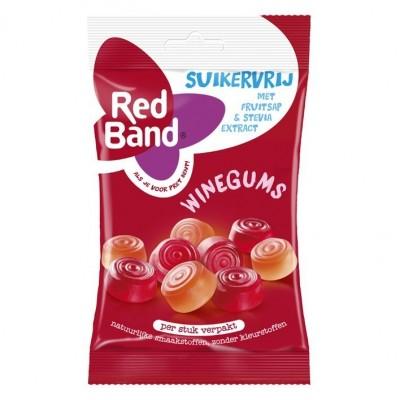 Red Band Winegums Suikervrij