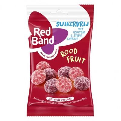 Red Band Rood Fruit Suikervrij
