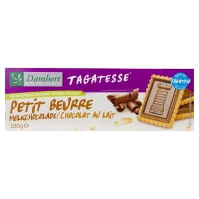 Damhert Petit Beurre Melkchocolade