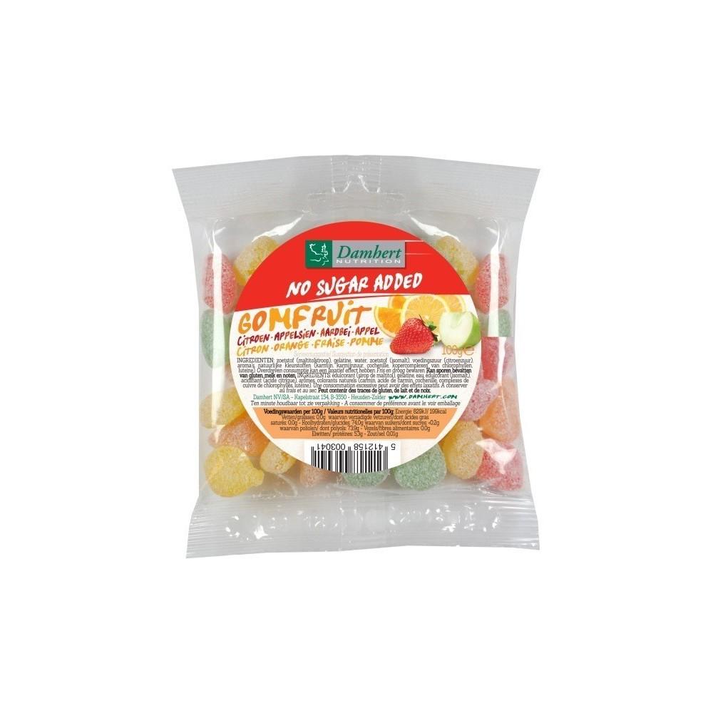 Damhert  Gomfruit