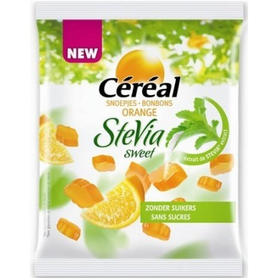 Cereal Snoepjes Orange Stevia Sweet