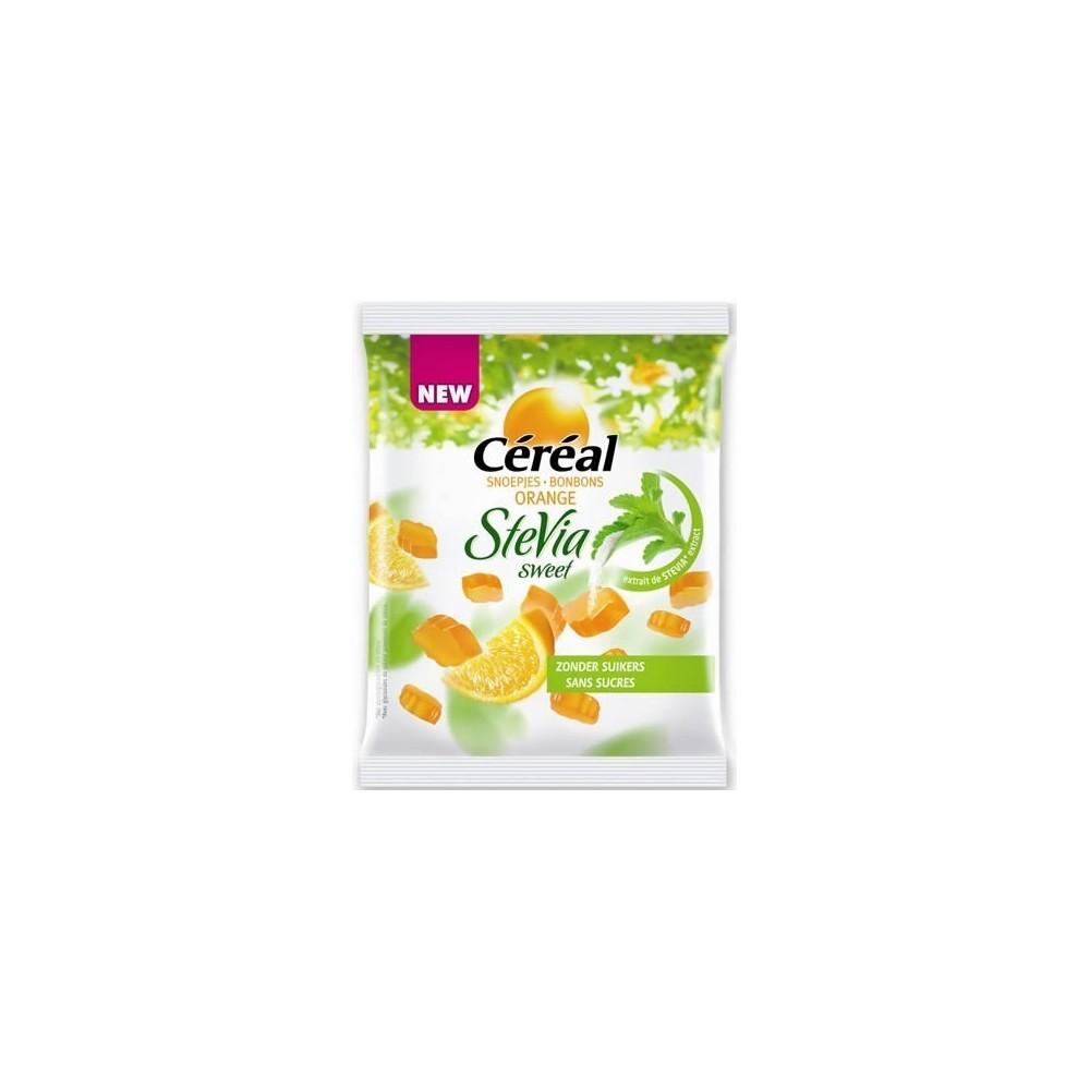 Cereal Snoepjes Orange Stevia Sweet