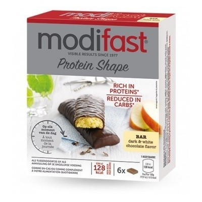 Protein Shape Reep Dark & White Chocolate