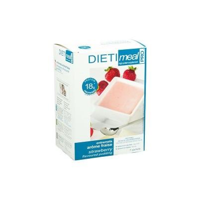 Dietimeal  Aardbei Shakemix