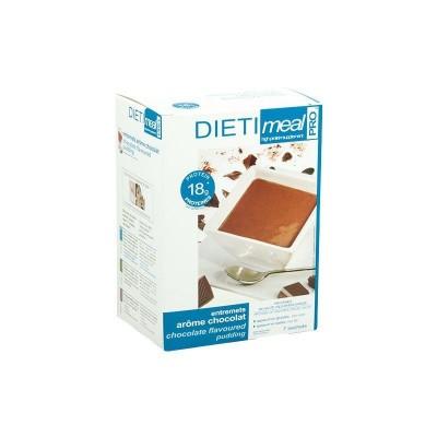 Dietimeal Chocolade Shakemix