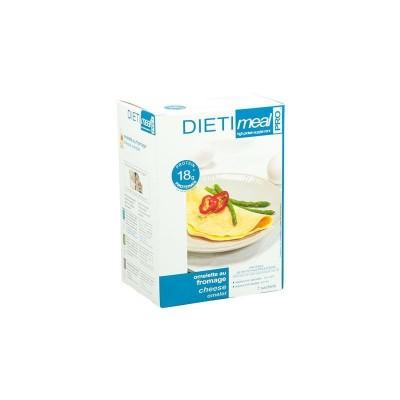 Dietimeal Omelet Kaas