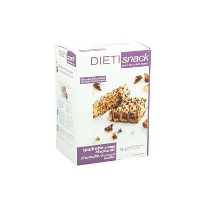 Dietimeal Wafels Chocolade