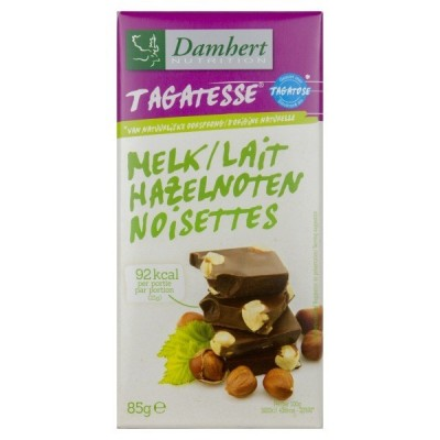 Damhert Chocolade Hazelnoten