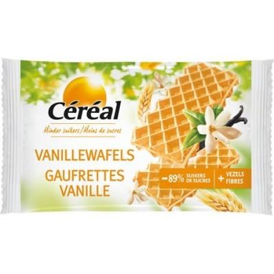 Cereal Vanillewafels...