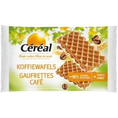 Cereal Koffiewafels Suikervrij