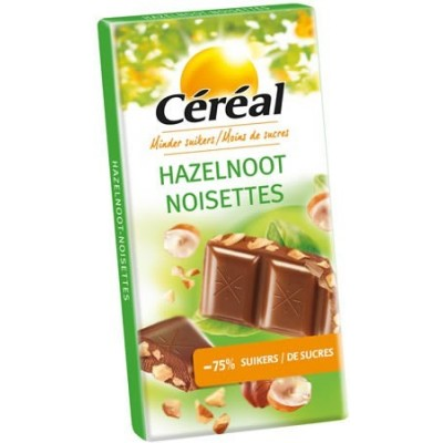 Cereal Chocolade Hazelnoot...