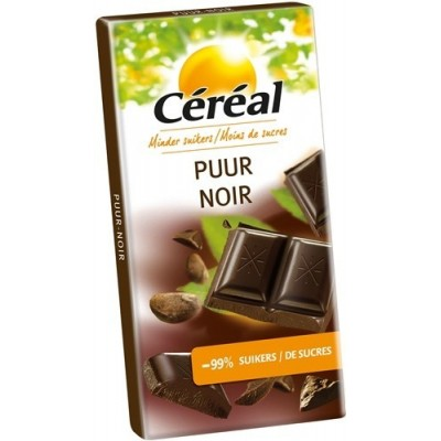 Cereal  Chocolade Puur...